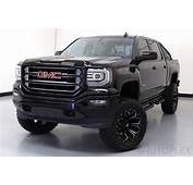 2016 GMC Sierra 1500 All Terrain Z71 Lifted Pro Comp Fuel