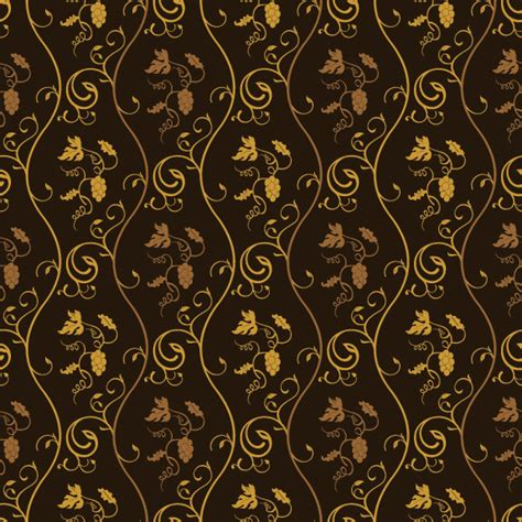 seamless european pattern european gorgeous shading pattern vector 2 free vector