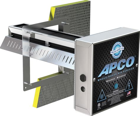 Apco Uv Light Webreps Wholesale Hvac R Contractor S Online Store Tuv