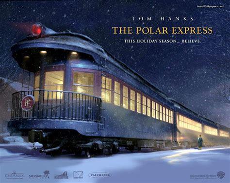how to make a polar express paper christmas tree polar express wallpapers wallpaper cave
