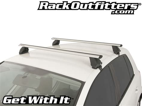 Rack Outfitters by Rack Outfitters New Volkswagen Golf Rhino Rack 2500 Aero