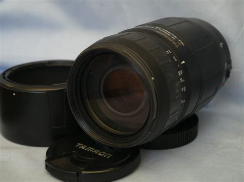Lensa Tamron Canon 75 300mm 75 300mm Tamron Af 75 300mm 4 5 6 Ld Zoom Macro Canon Ef Fit Lens 49 99