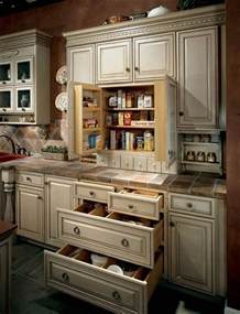 kraftmaid kitchen cabinets in the home kitchens pinterest - kraftmaid cabinets northfield cherry sunset