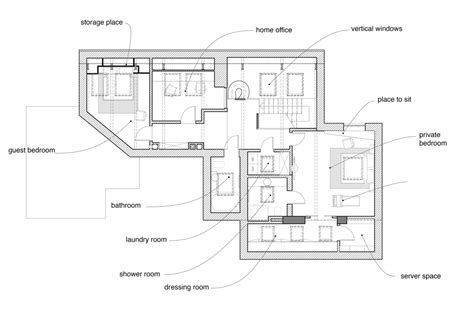 ki design ki design studio adds slide and plant wall to kiev apartment