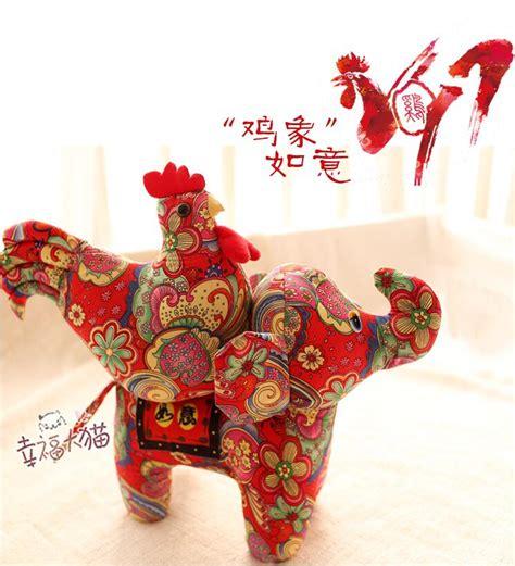 new year animals toys candice guo plush stuffed doll new year style