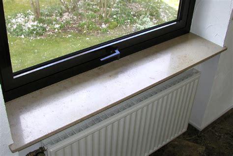 marmor innenfensterbank naturstein lexikon naturstein fensterbank wieland