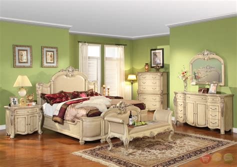 White Bedroom Furniture Sets by Antique White Bedroom Furniture Bedroom Furniture Reviews