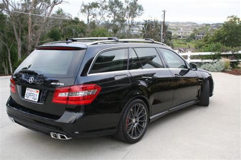 2012 mercedes e63 amg wagon for sale on bat auctions