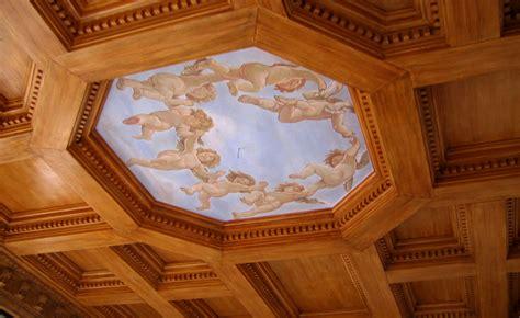 soffitto dipinto soffiti decorati