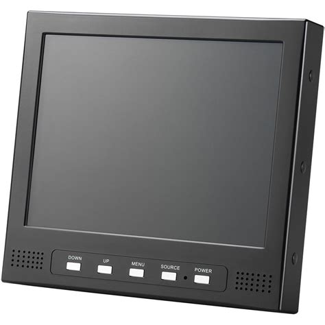 security monitor eversun technologies 8 quot color lcd security monitor lv 80r01