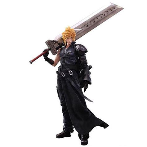 Ashe Ff Pvc Gashapon Statue 7 10 Vii X 12 Xii Viii 8 Kws ac cloud strife comes with fusion swords technabob