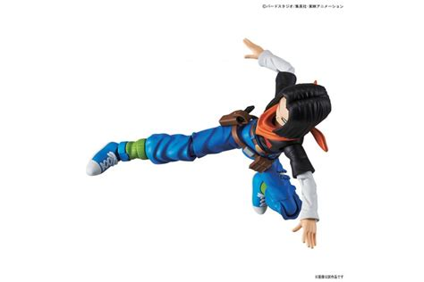 Bandai Figure Rise Standard Android 18 figure rise standard android 17 model kit