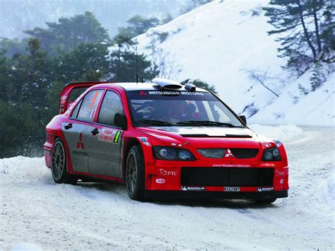 wrc mitsubishi mitsubishi wallpapers by cars wallpapers net part 2