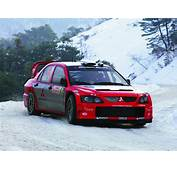 Mitsubishi Lancer WRC 05  All Racing Cars