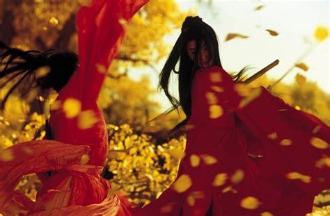 film ambientato cina proiezione di hero di zhang yimou istituto confucio
