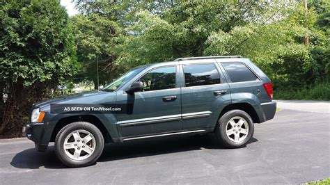 jeep laredo 2007 2007 jeep grand cherokee laredo sport utility 4 door 3 7l