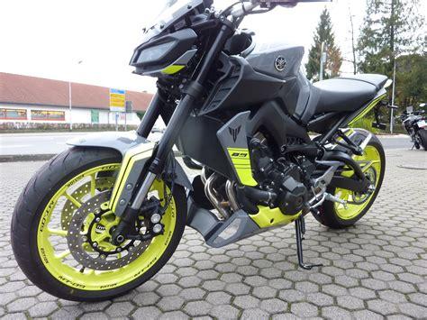 Mt 9 Motorrad by Umgebautes Motorrad Yamaha Mt 09 Zweirad Center Z 246 Ller