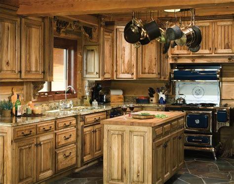 Kitchen: Rustic Style Stony Floor Tuscan Style Kitchen Cabinets Calssic Style, Classic Style