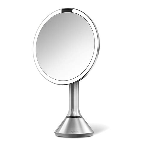 lighted makeup mirror in best lighted makeup mirror the vanity mirror that every