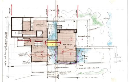 architecture photography plan sketch 46313