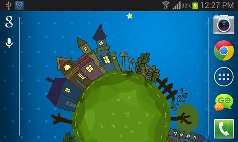 wallpaper bintang hijau cidade dos desenhos animados apps para android no google