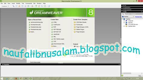 Software Macromedia Dreamweaver 8 free macromedia dreamweaver 8 version ilyas software software terbaru