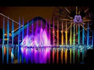 world of color world of color at disney s california adventure