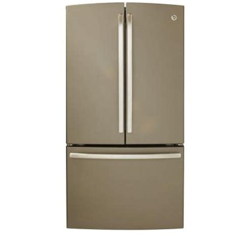 ge 26 3 cu ft door refrigerator in slate