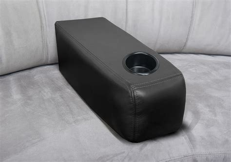 couch with cup holders cup holder for sofa sofa cup holder centerfieldbar thesofa