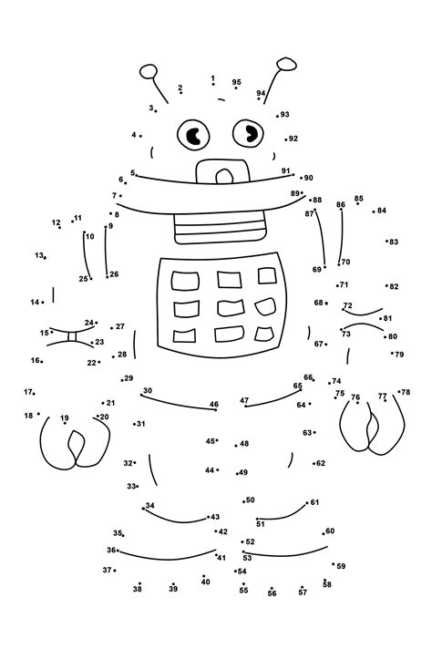 printable dot to dot exercises dot to dots worksheets for kindergarten activity shelter