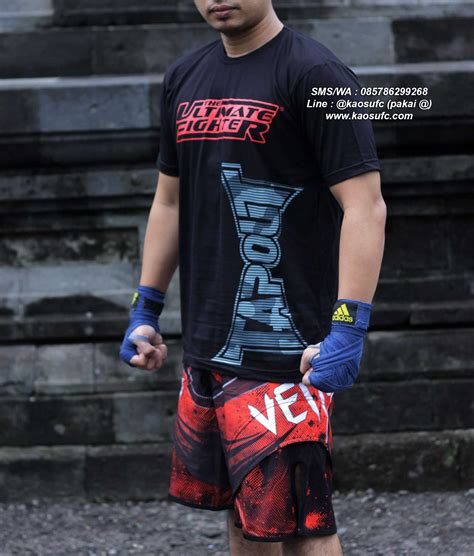 Tshirt Kaos Fighters jual kaos the ultimate fighter tapout sms wa 085786299268
