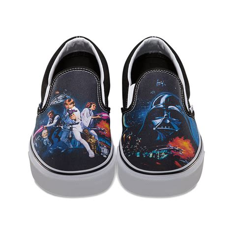 wars shoes vans and wars collaboration is here wars