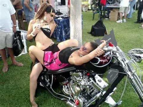 harley biker women youtube