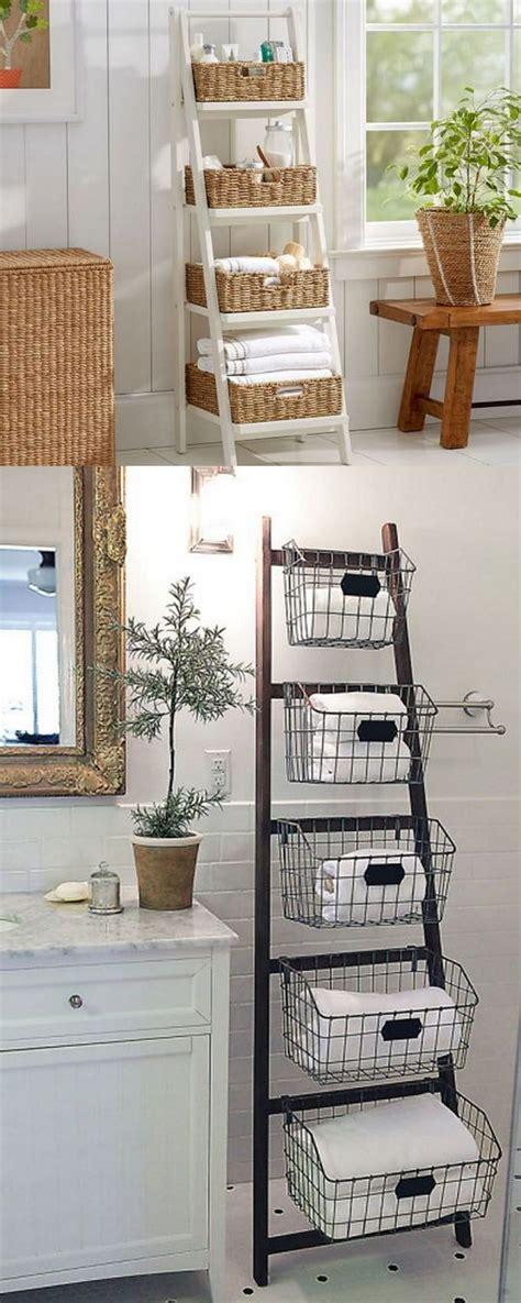 inspiring ladder hacks   room storage