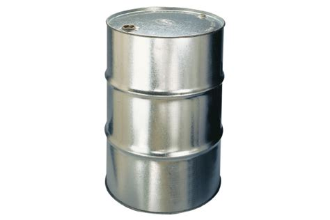 waste containers metal barrel 200 l 2 quot in lid