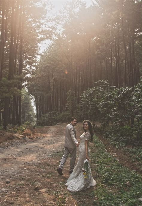 Forest Wedding Concept by 40 Best Glamorous Photography Images On