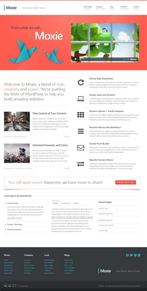 designspiration wordpress theme 45 best best wordpress themes for artists images on