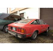 OLD PARKED CARS 1980 Datsun 200SX Fastback