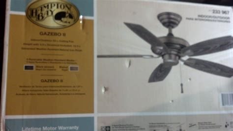 hton bay gazebo ii 42 in indoor outdoor ceiling fan hton bay yg187 ni gazebo ii 42 in indoor outdoor