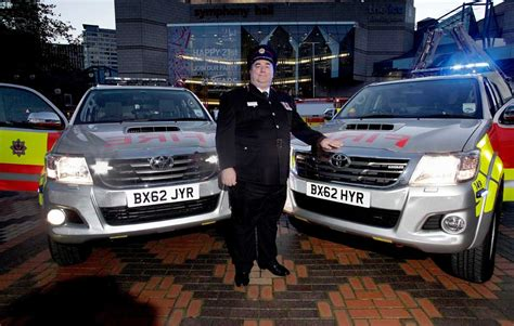 Toyota West Service West Midlands Service Adds Toyota Hilux To Fleet Toyota