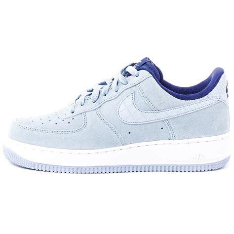 light blue nike nike air 1 07 blue nikesneakersdamessale nl