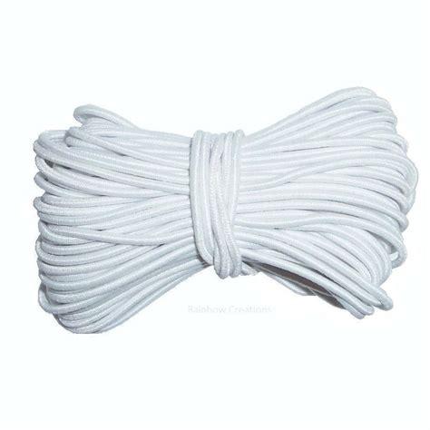 bead elastic cord white beading elastic children s cord thread