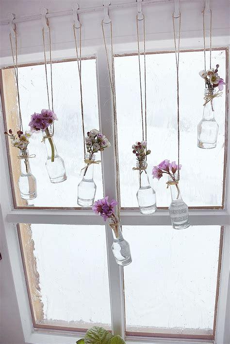 Glas Deko Fenster by Bastel Sie Mit Uns Fr 252 Hlingshafte Fensterdeko Pflanzen