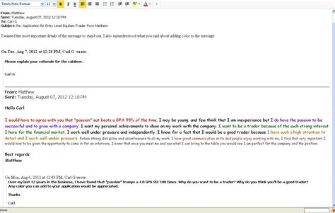 Sending A Cover Letter Via Email by How To Write A Application Letter Via Email
