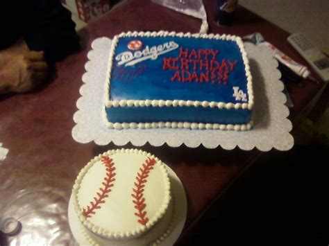 Cake Decorating Los Angeles by 17 Best Images About Dodger Delicacies On
