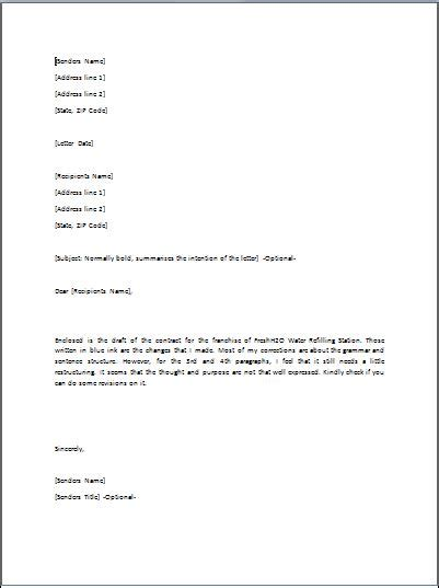 Transmittal Letter Template by Sle Transmittal Letter Template Formal Word Templates