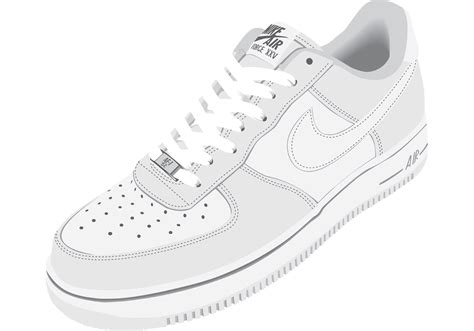 Nike Air Shoes free nike air shoes vector