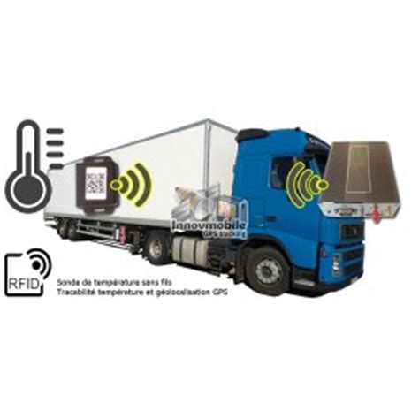 gps tracker monitoring temperature wireless for container