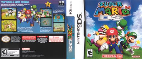 Shiny Review Mario 64 For The Ds by Mario 64 Nintendo Ds Retro Age