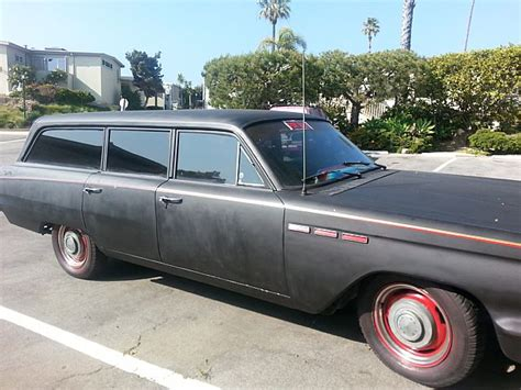 1963 buick special estate station wagon for sale los